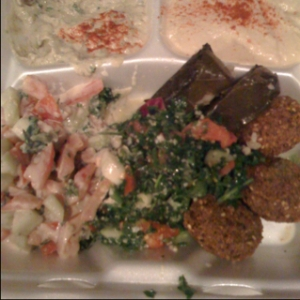 Post-Election Pita Inn Feast