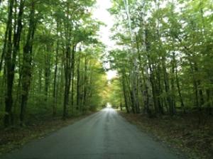 Saturday 3 p.m.: Two Lane Highway