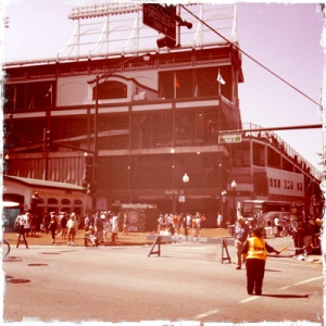 Saturday 3 p.m.: Cubs Lose and It's Frickin' Hot Out