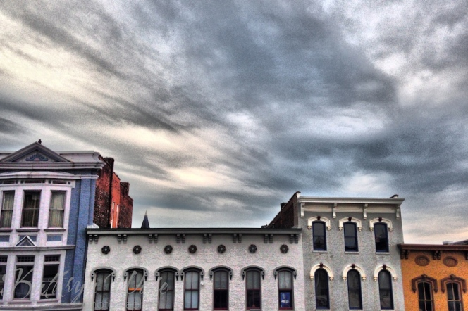 Georgetown Skyline ©Kathryn Ware Photography 2013